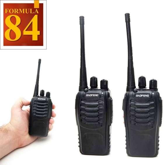 Radios de comunicación baofeng pareja, entregamos o enviamos.