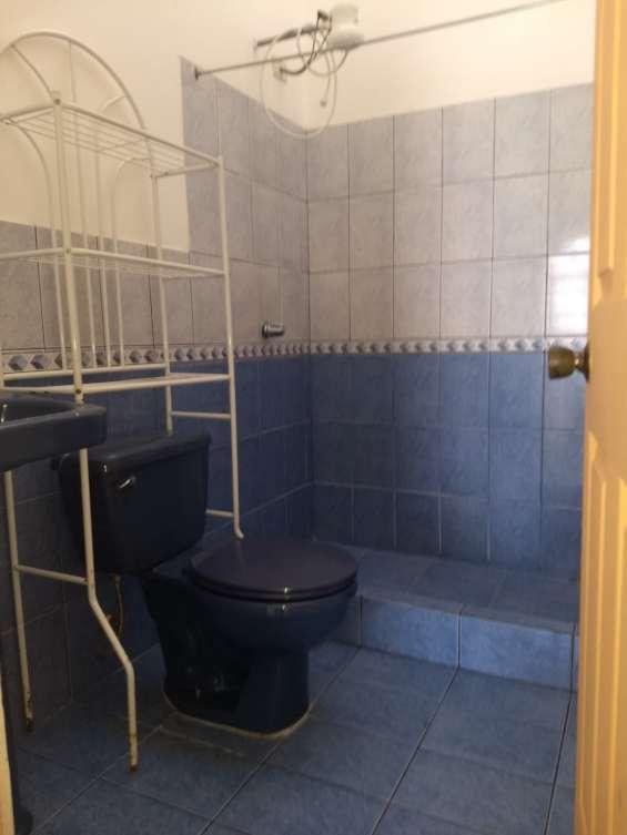 Baño principal segundo piso