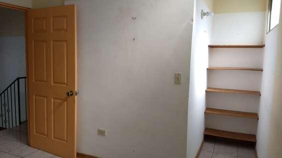 Segundo closet, cuarto principal