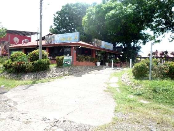 Se vende bar restaurante en orotina (antiguo restaurante pura vida)