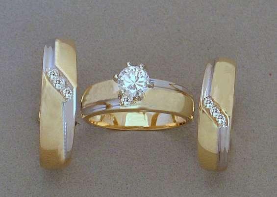 Anillos de compromiso y matrimonio costa rica joyería mundoanillos