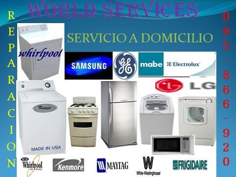 """""""anuncio mi servicio de refrigeracion y de reparacion - garantizada"""""""